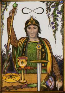 Significado da Repetição dos Arcanos do Tarô